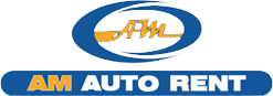 AM Auto Rent logo