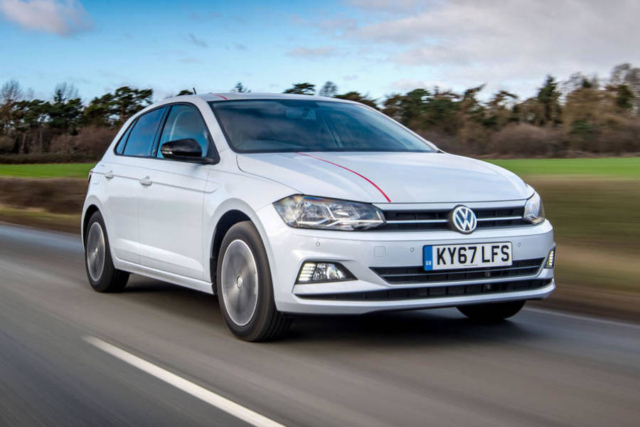Volkswagen Polo for hire from AM Auto Rent