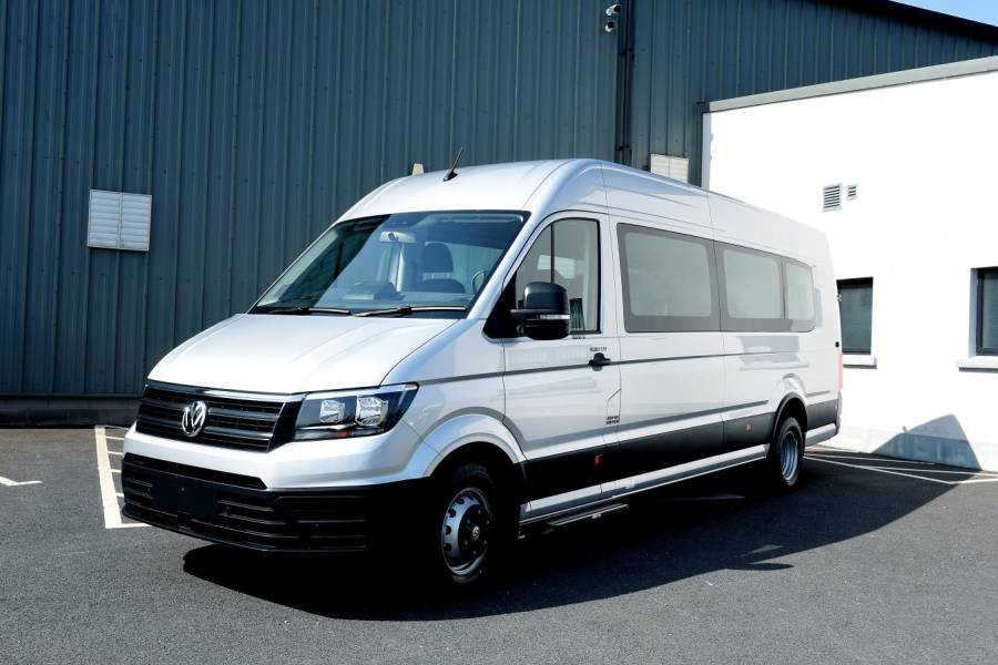 Volkswagen 17 Seater for hire from AM Auto Rent