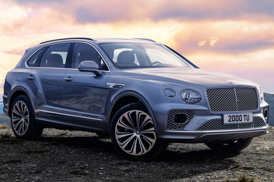 Bentley Bentayga from AM Auto Rent