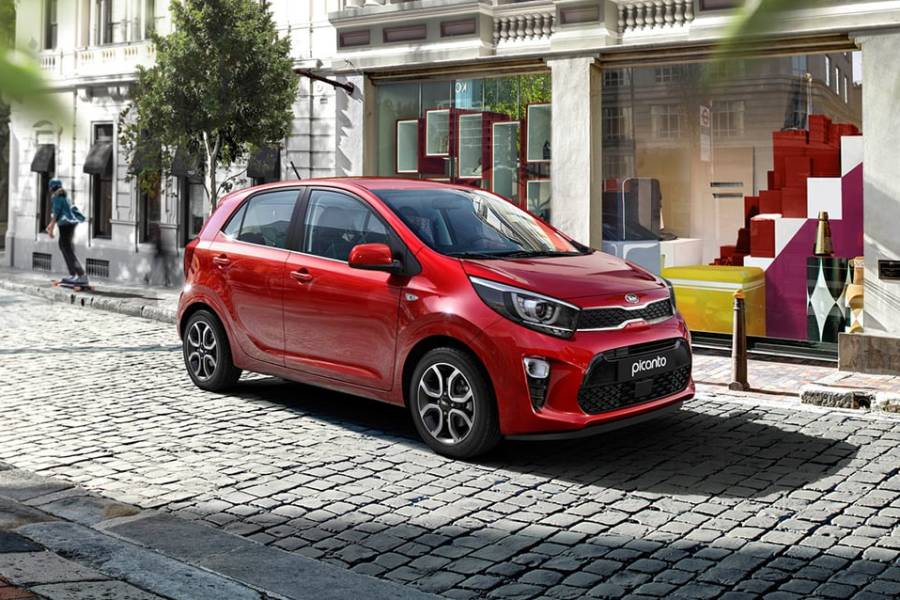Kia Picanto for hire from AM Auto Rent