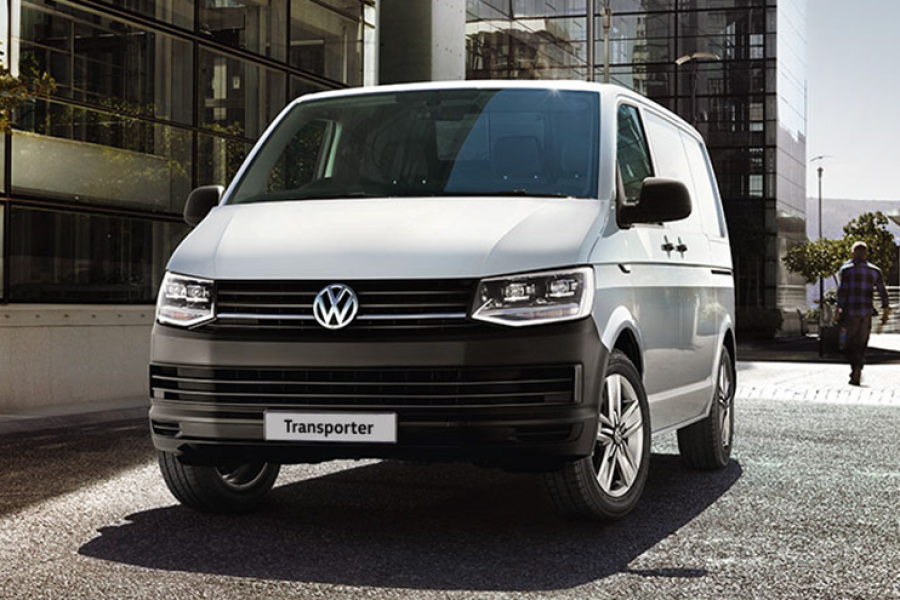 Volkswagen Transporter from AM Auto Rent